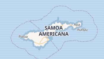 Mapa online de Pago Pago