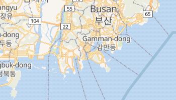 Mapa online de Busán