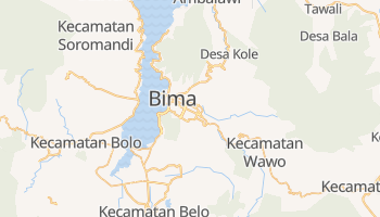 Mapa online de Raba