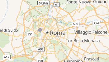 Mapa online de Roma