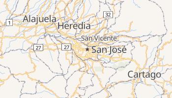 Mapa online de San José (CR)