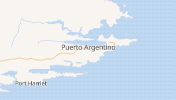 Mapa online de Puerto Argentino/Stanley