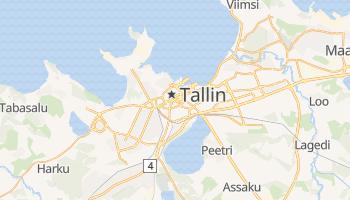 Mapa online de Tallin