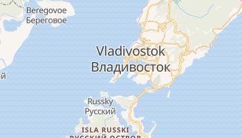 Mapa online de Vladivostok