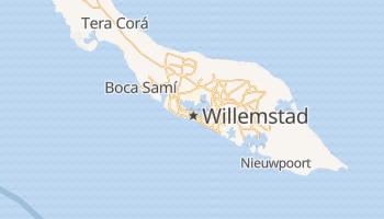 Mapa online de Willemstad