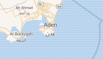 Carte en ligne de Aden