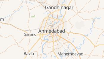 Carte en ligne de Ahmadabad