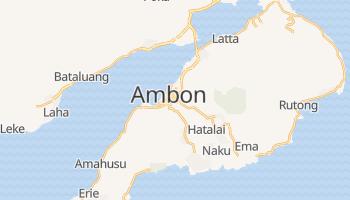 Carte en ligne de Ambon
