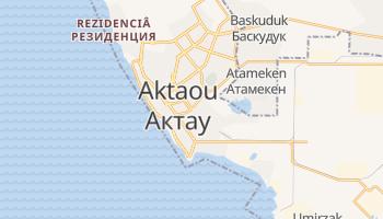 Carte en ligne de Aktaou