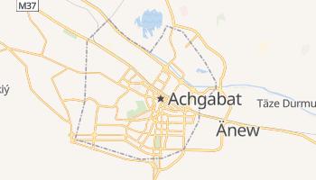 Carte en ligne de Achgabat