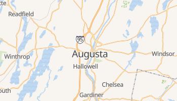 Carte en ligne de Augusta