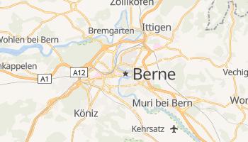 Carte en ligne de Berne