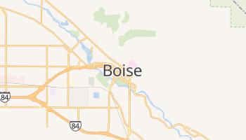 Carte en ligne de Boise