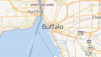Carte en ligne de Buffalo