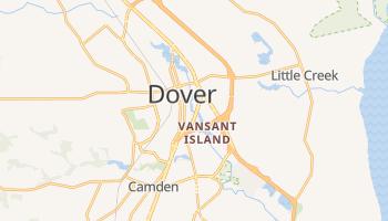 Carte en ligne de Dover