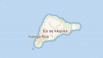 Carte en ligne de Île de Pâques