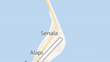 Carte en ligne de Funafuti