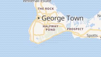 Carte en ligne de George Town
