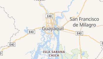 Carte en ligne de Guayaquil