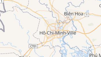 Carte en ligne de Ho Chi Minh
