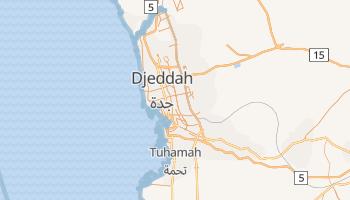 Carte en ligne de Djeddah