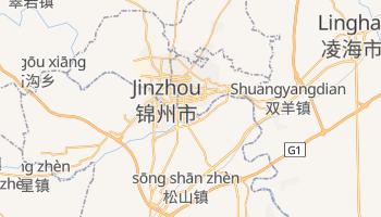 Carte en ligne de Jinzhou