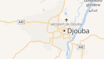 Carte en ligne de Djouba