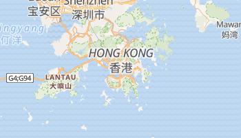 Carte en ligne de Kowloon