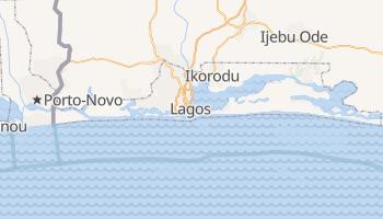 Carte en ligne de Lagos