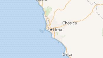 Carte en ligne de Lima