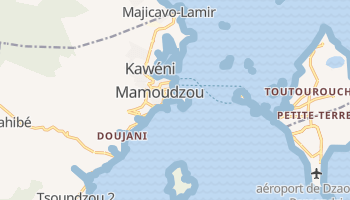 Carte en ligne de Mamoutzou