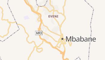 Carte en ligne de Mbabane