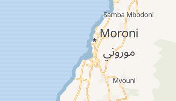 Carte en ligne de Moroni