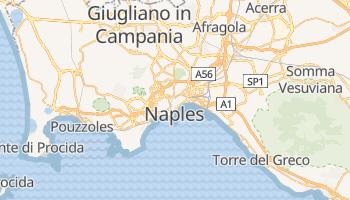 Carte en ligne de Naples