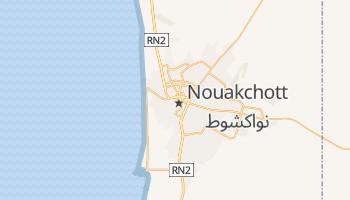 Carte en ligne de Nouakchott