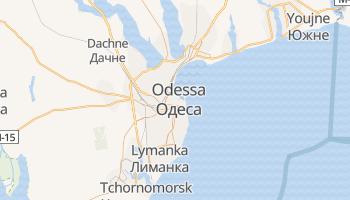 Carte en ligne de Odessa