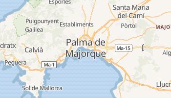 Carte en ligne de Palma