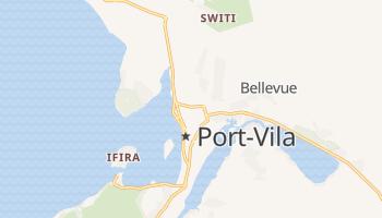 Carte en ligne de Port-Vila