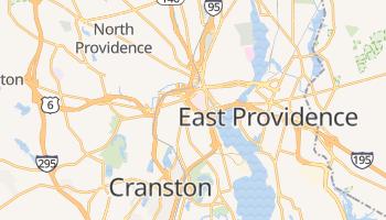 Carte en ligne de Providence