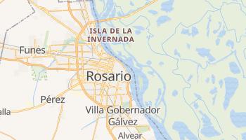 Carte en ligne de Rosario