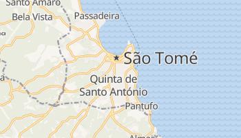 Carte en ligne de Le Sao Tomé