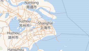 Carte en ligne de Shanghai