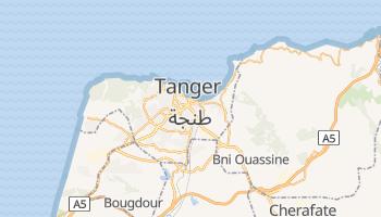 Carte en ligne de Tanger