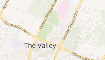 Carte en ligne de The Valley
