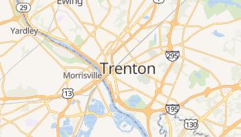 Carte en ligne de Trenton