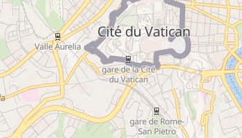 Carte en ligne de Vatican