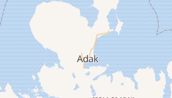 Mappa online di Adak