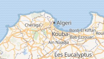 Mappa online di Algeri