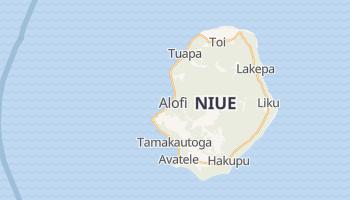Mappa online di Alofi