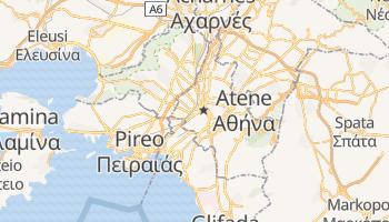 Mappa online di Atene